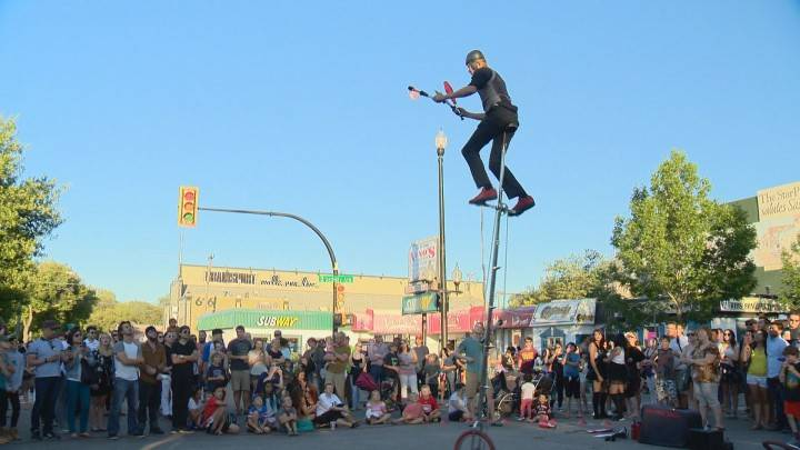 2017 PotashCorp Fringe Theatre and Street Festival