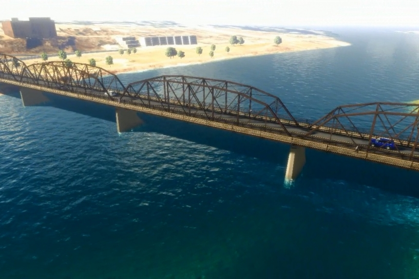 City unveils drawings of new Traffic Bridge
