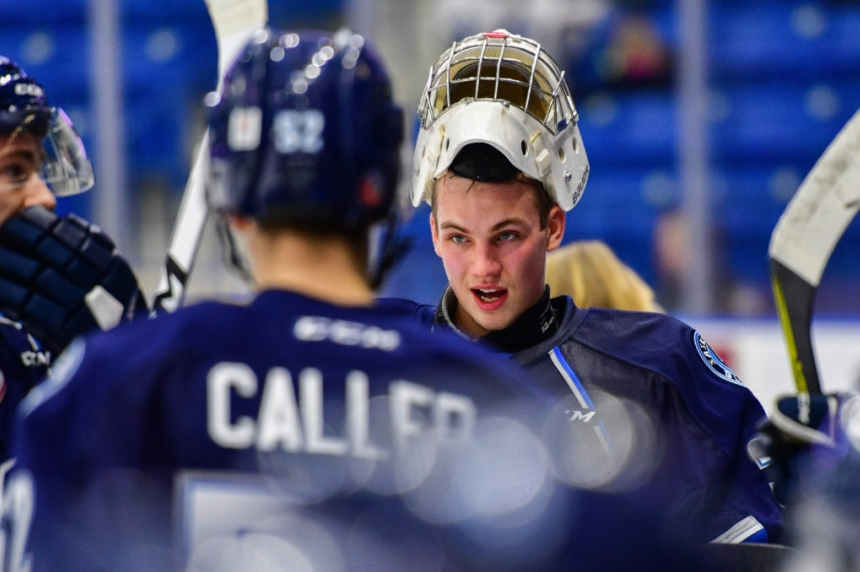 Oil Kings double up on Blades