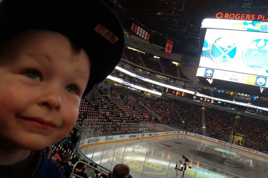 Alta. dad claims Oilers 50/50 prize despite missed deadline