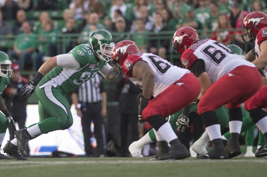 GAME DAY: Riders welcome Stampeders in hopes of stopping skid