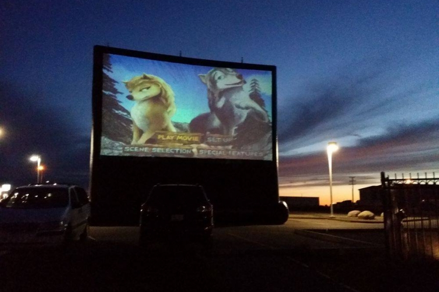 Drive-in movie theatre coming to Lumsden