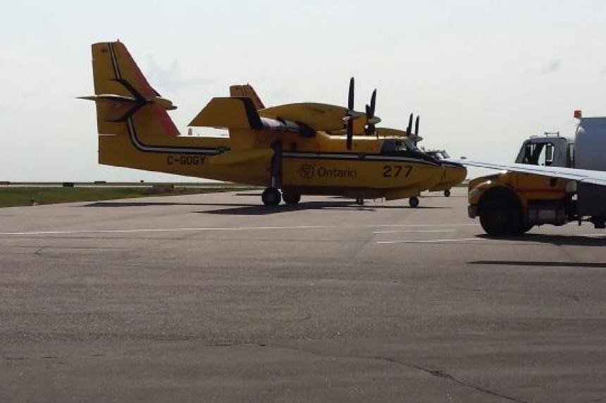 Sask. fires affect area 23 times size of Saskatoon