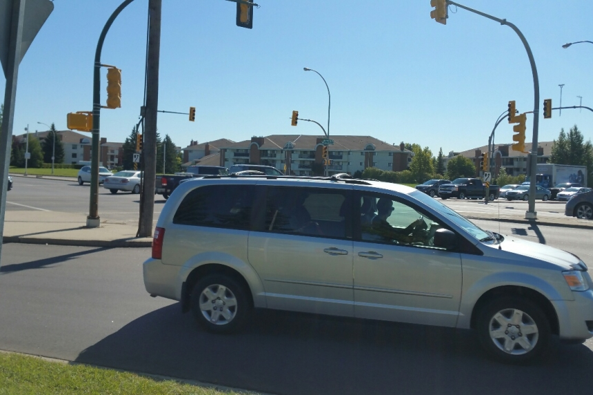Saskatoon's worst intersections ranked