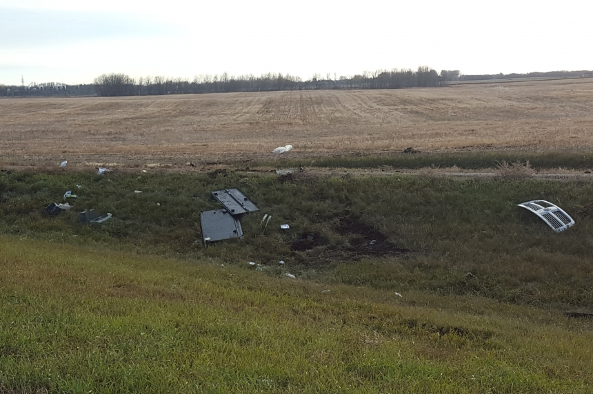 Lone driver killed in Highway 7 rollover