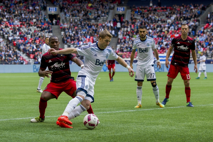 Saskatoon's Brett Levis makes MLS debut in Whitecaps win