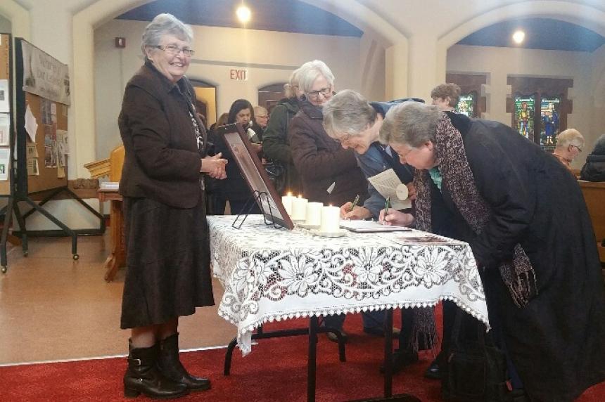 'I pray for the people back home': St. John's hosts interfaith vigil for La Loche