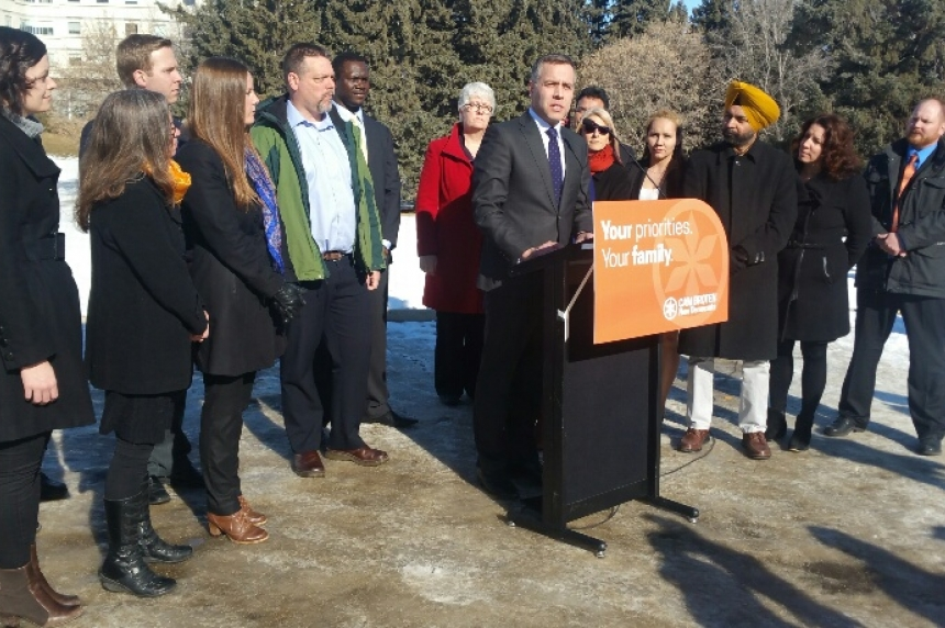 NDP promises more beds at City Hospital