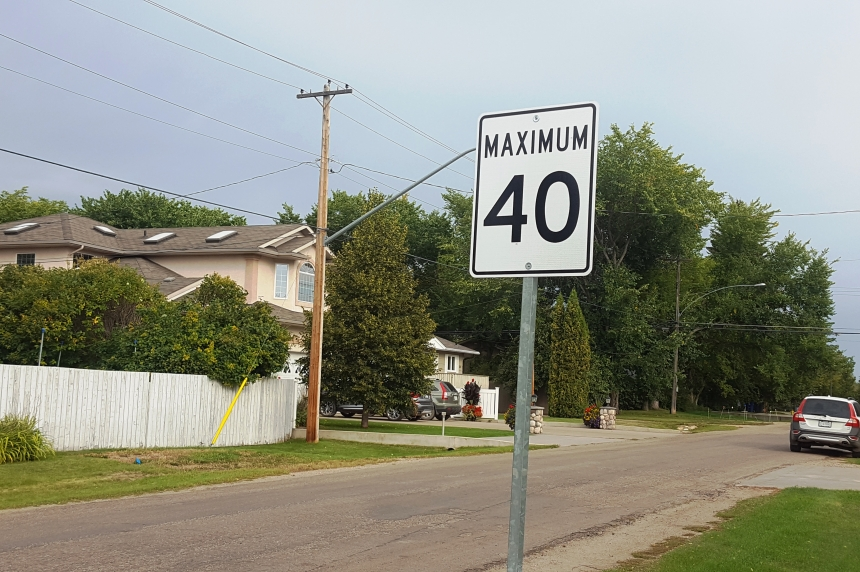 Lower speed limit comes into effect in Montgomery Place