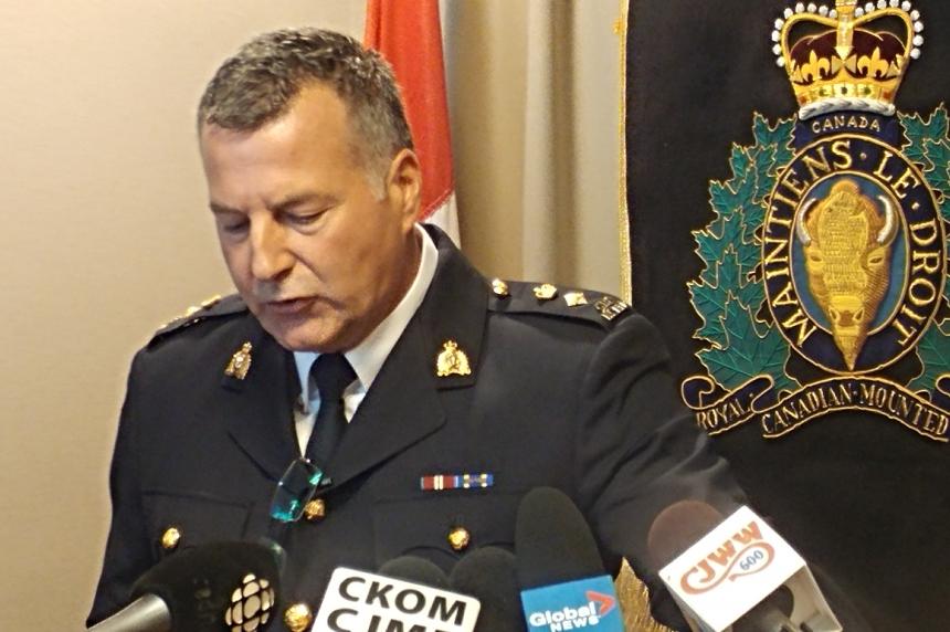 Saskatchewan RCMP ask rural residents to put guns away, let police handle crime