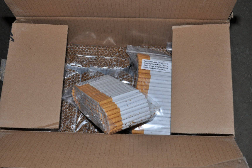 Illegal smokes get Sask. woman arrested by Yorkton RCMP