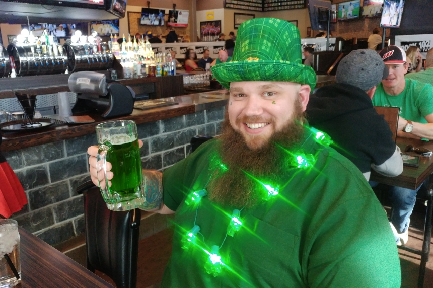 Sask. bars welcome St. Patrick's Day crowds