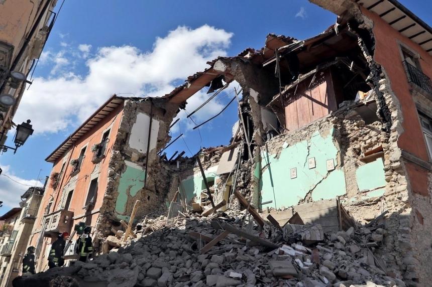 Regina's Italian community reacts to devastating earthquake