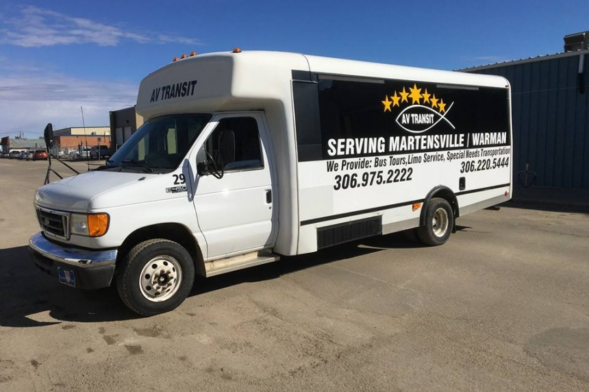 New transit option for Warman-Martensville area