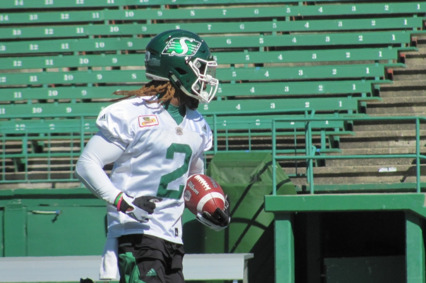 Curtis Steele ready to return to Riders backfield
