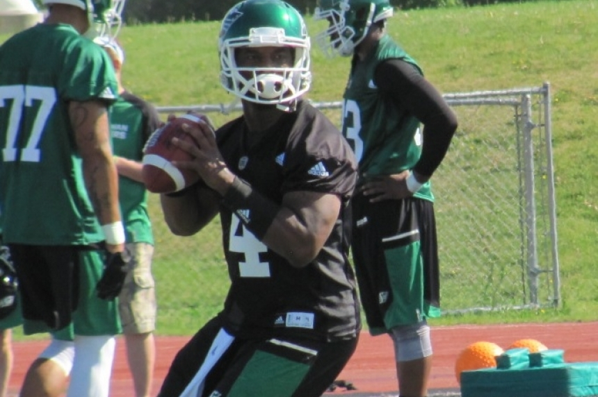 Roughriders anxious to play season opener