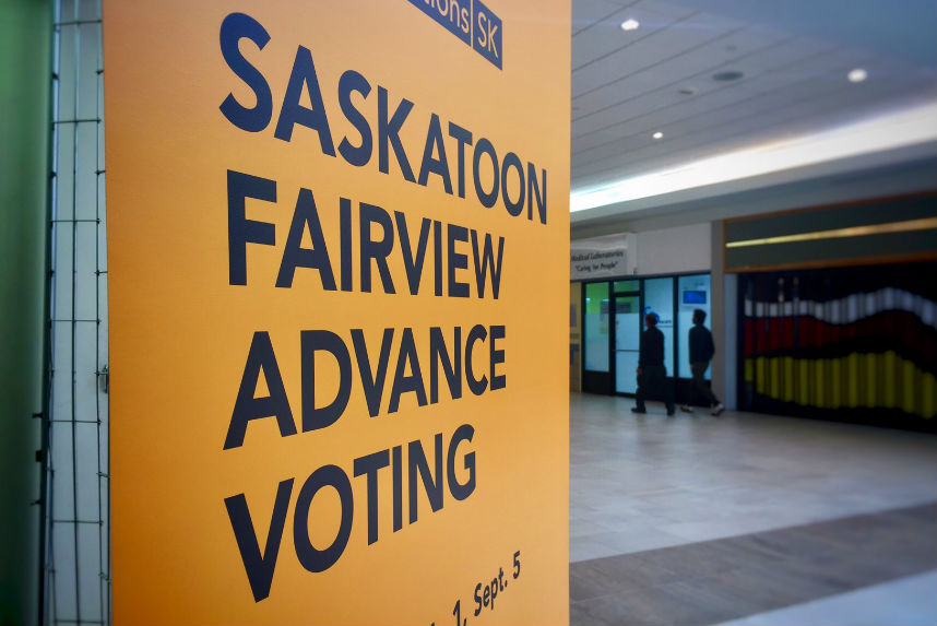 Advance polls set to open in Saskatoon Fairview byelection