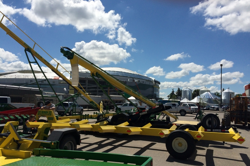 Farm Progress Show highlights what's new and hot in agriculture technology