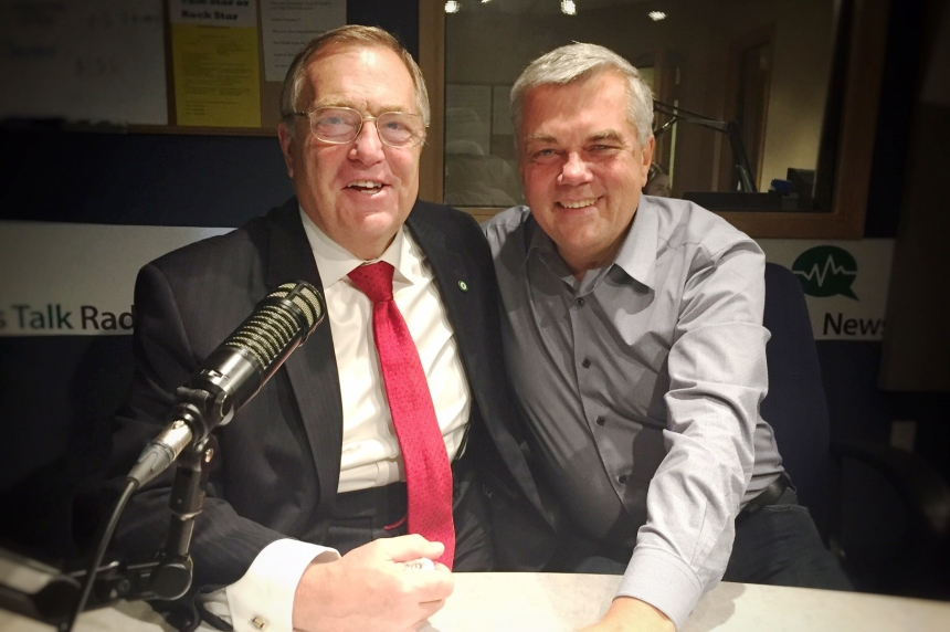 'It was a wonderful experience:' Atchison takes a bow on The Brent Loucks Show