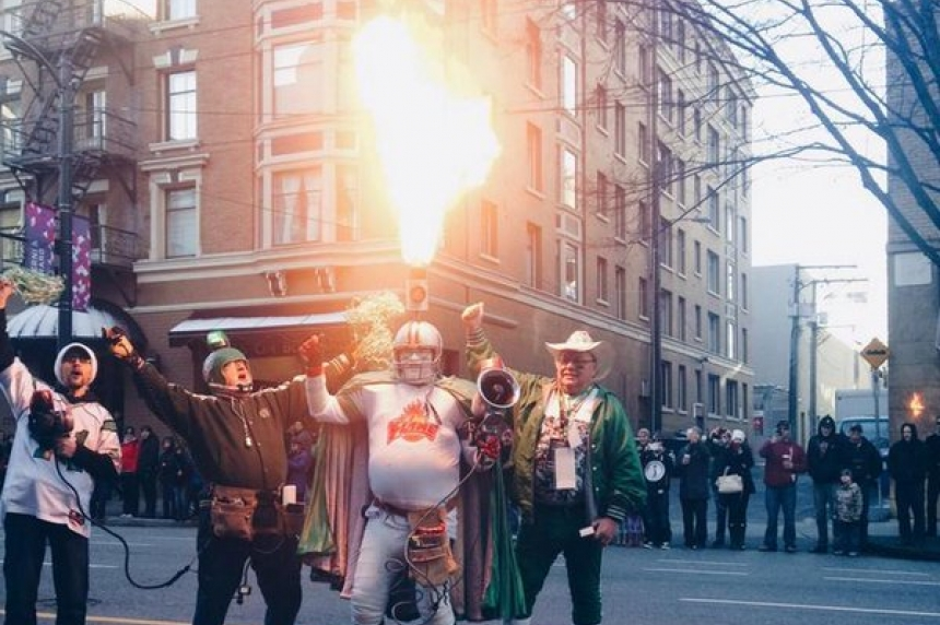 Riders 'Flame' has mixed feelings about last game at Taylor Field
