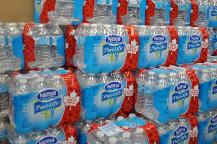 P.A. sees spike in demand for bottled water
