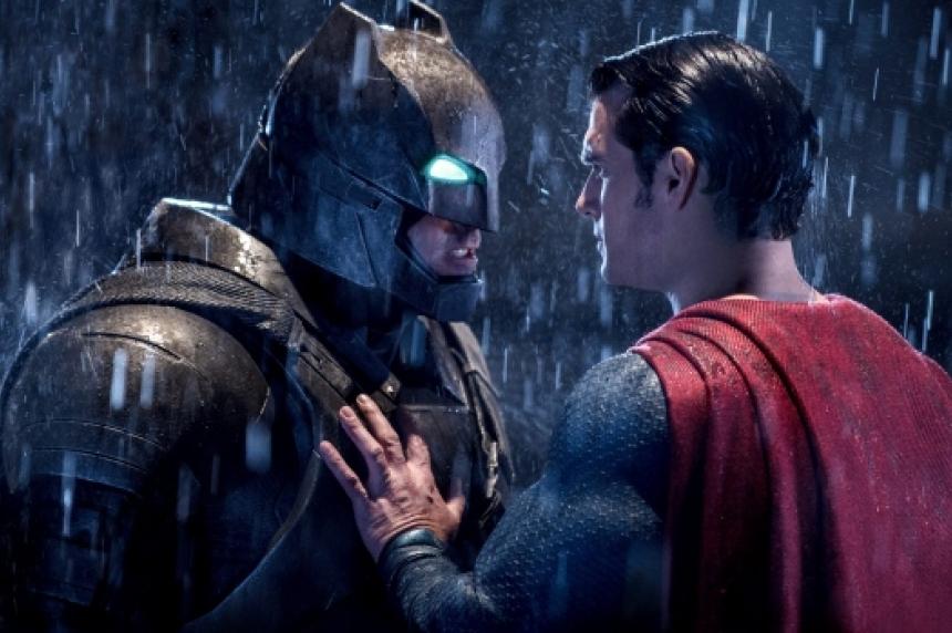 'Batman v Superman' on screen brings more interest to Regina comic book store