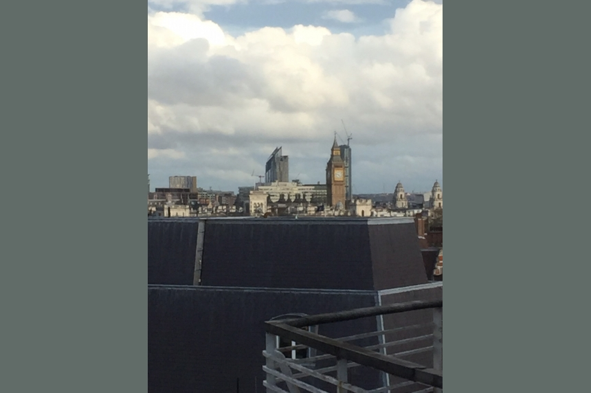Saskatoon man thankful after narrowly missing chaos in London