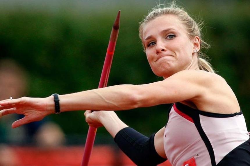 Humboldt's Brianne Theisen-Eaton wins bronze in the women's heptathlon