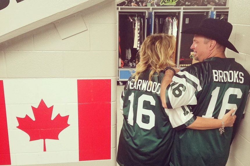 Garth Brooks and Trisha Yearwood ready to thrill Saskatoon fans