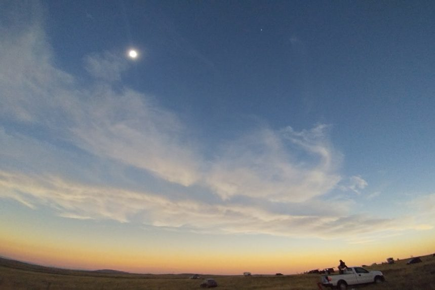 Sask. residents travel to watch total solar eclipse in U.S.