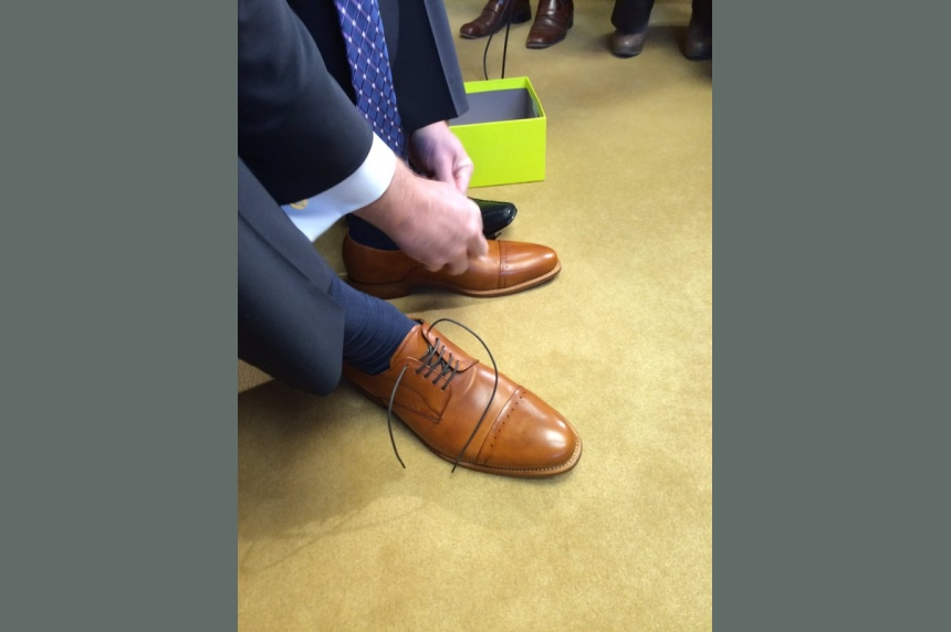 Sask. budget shoe preview hints at 'transformational change'