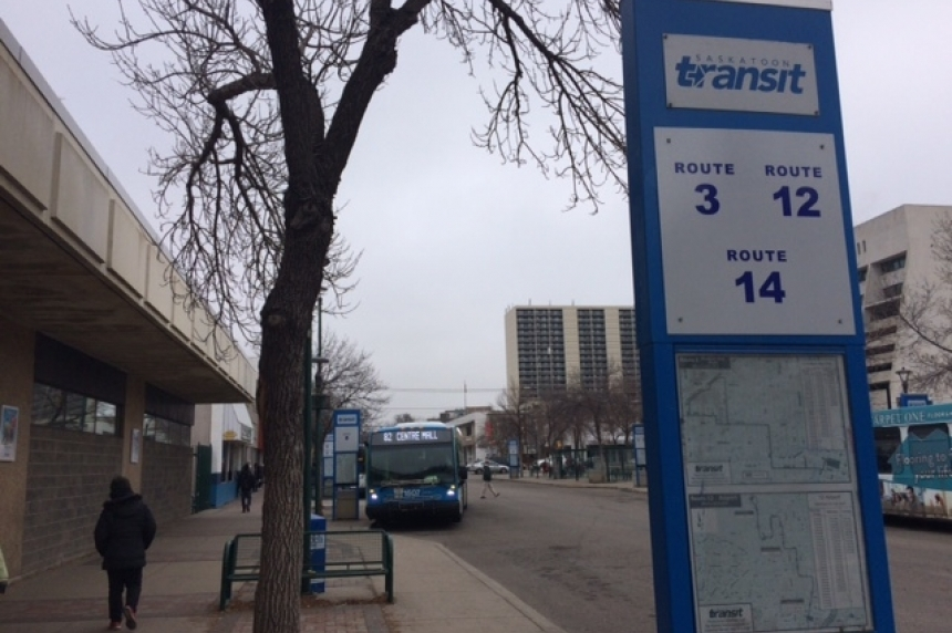 Afternoon changes for Saskatoon transit users Saturday