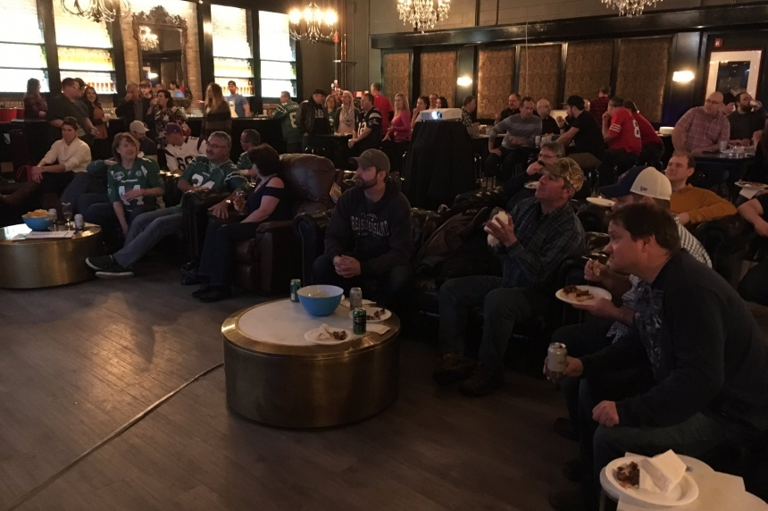 Sask. Falcons fans in disbelief at Patriots' Super Bowl comeback