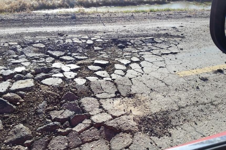 Highway near La Loche leads CAA's Worst Roads campaign