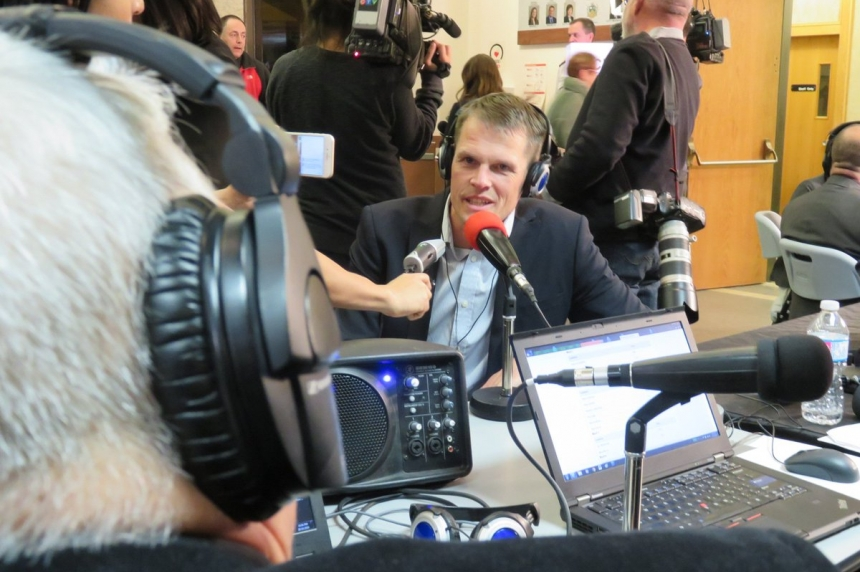 Charlie Clark elected mayor of Saskatoon
