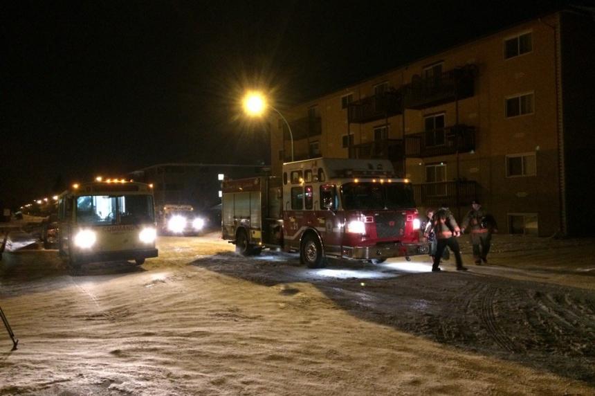 Carbon monoxide scare forces evacuation of Saskatoon apartment building