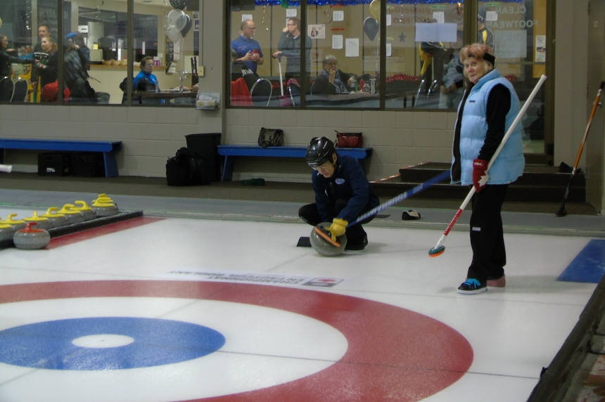 Regina's Callie Curling Club sweeps in a new century with 100 end game