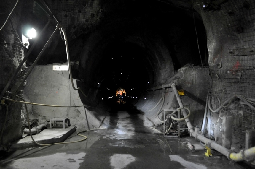 Fallen rock temporarily closes Cameco mine at Rabbit Lake