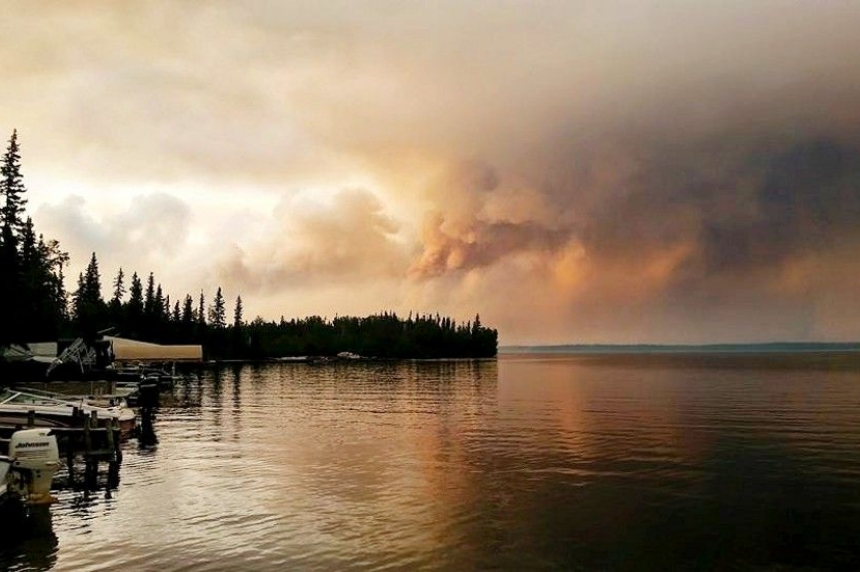 Sask. to add free fishing weekend due to fires