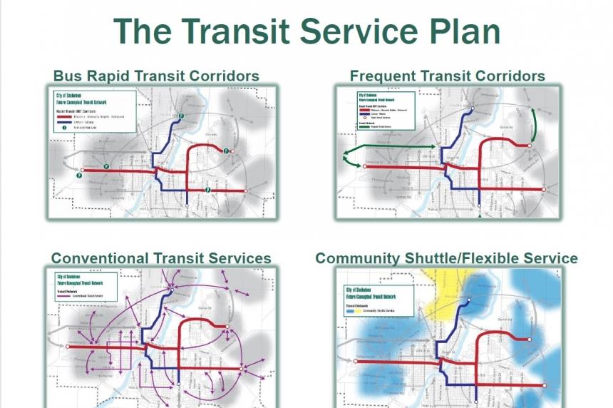 City Growth Plan promises rapid transit, core development