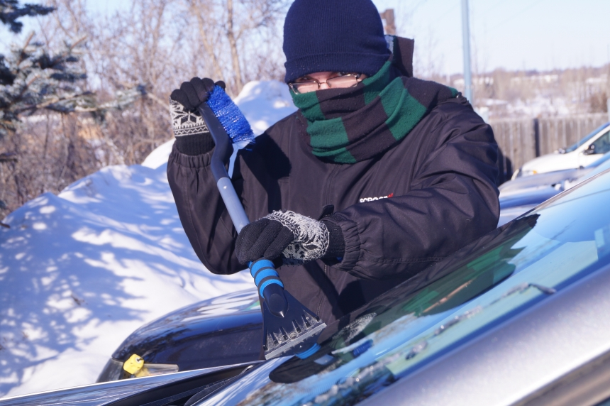 Sask. cold snap to break for warmer weekend weather