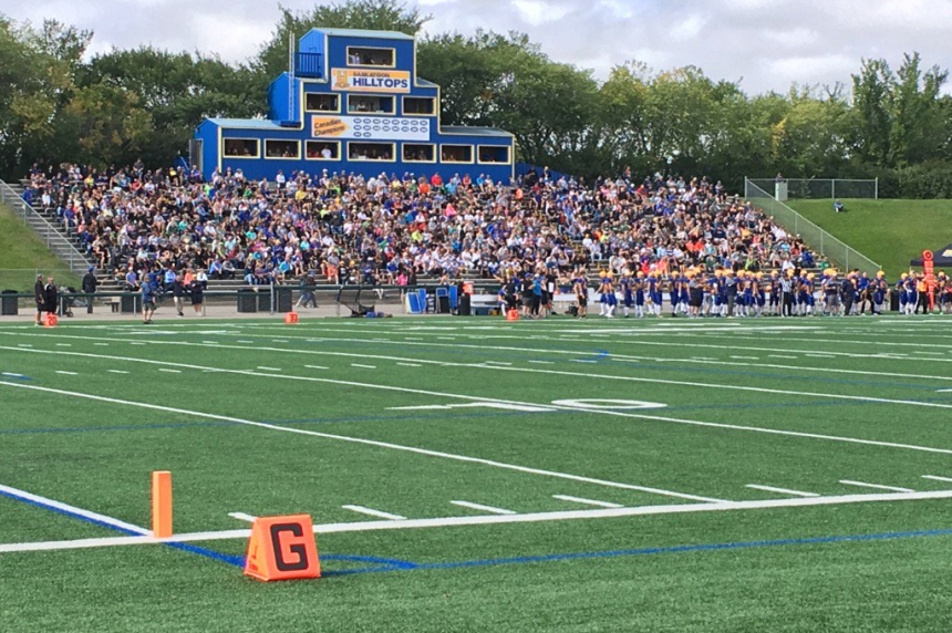 Hilltops suffer first loss of the season