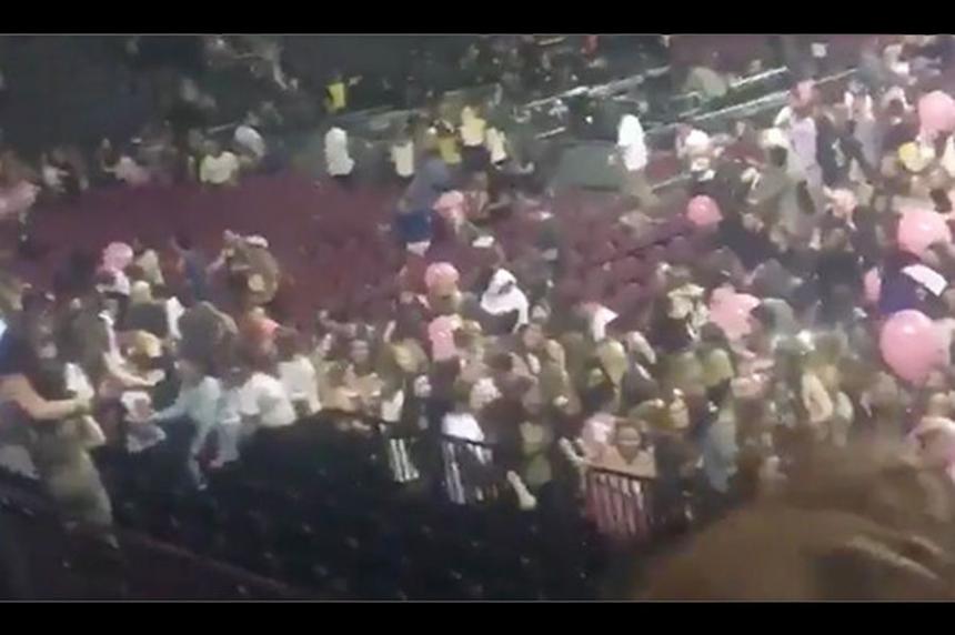 Sarah Mills: Memories of Manchester Arena