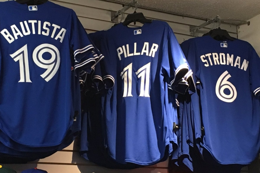 Saskatoon store sees spike in sales of Jays' gear