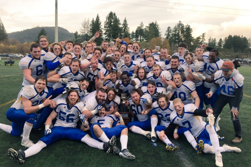 Hilltops stay on top with Canadian Bowl victory