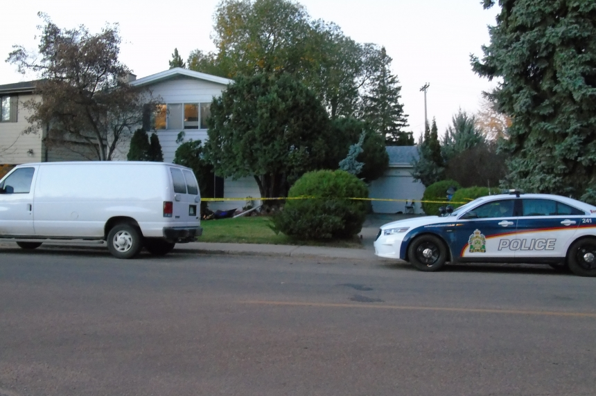 Saskatoon police investigate sudden death after reported gunshots