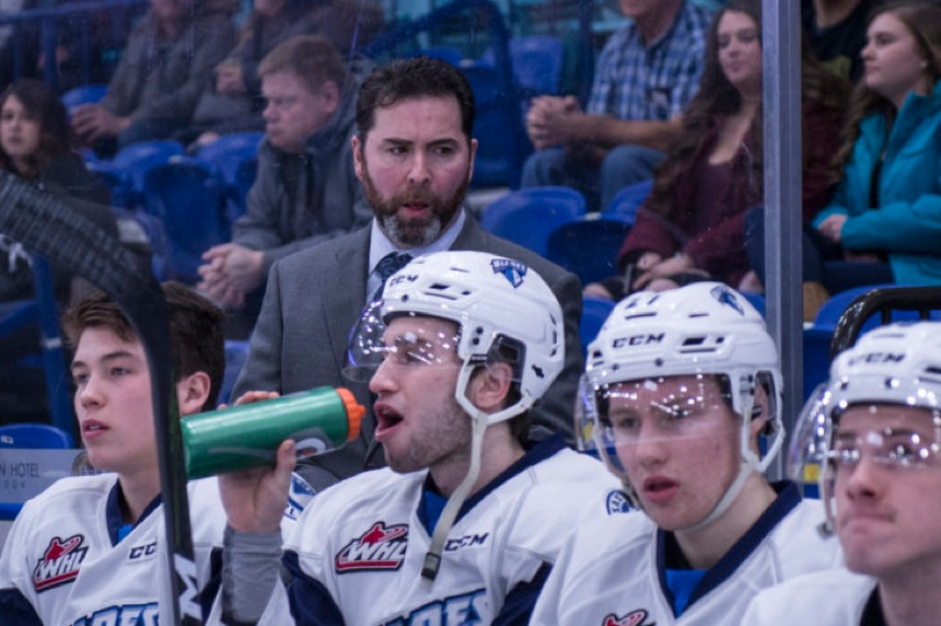 Blades extend coaching staff into 2020