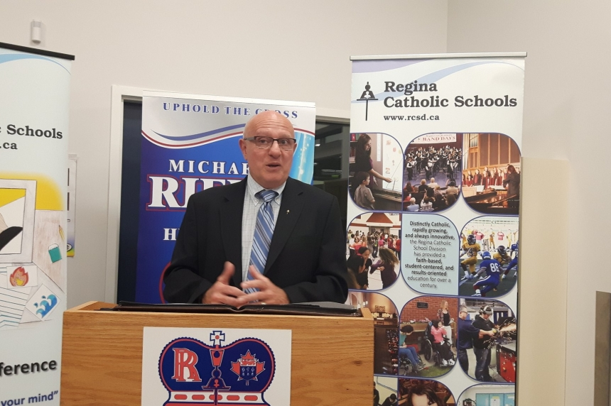 Regina Catholic Schools introduces new director of education