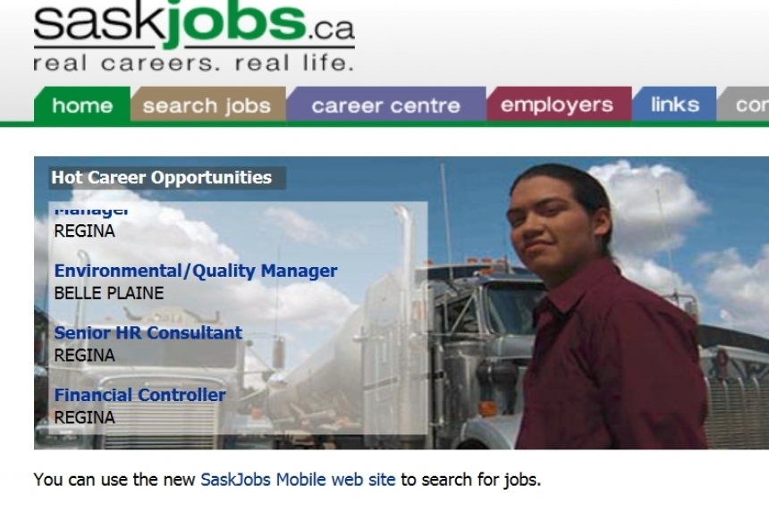 Sask Trends Monitor projects a positive year for only one job sector