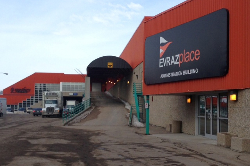 New trade centre for Regina's Evraz Place